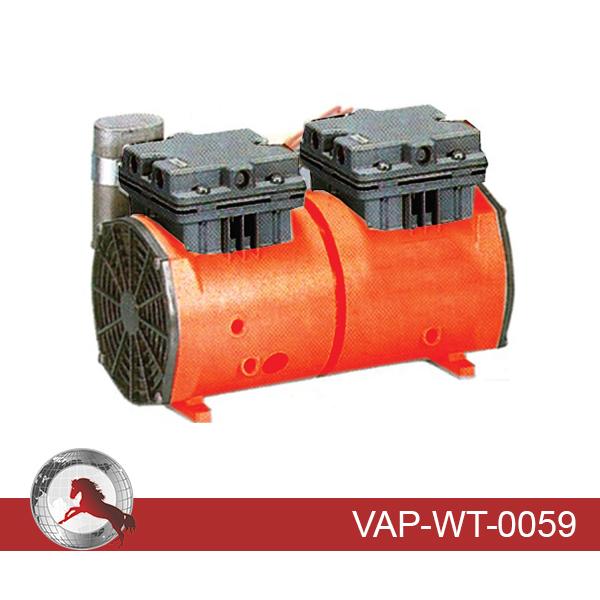 VAP-WT-0059 VACUUM PUMP OIL LESS FOR AUTOMATIC WAX INJECTORS